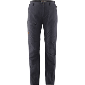 Fjällräven Travellers MT Zip-Off Trousers Women dark navy